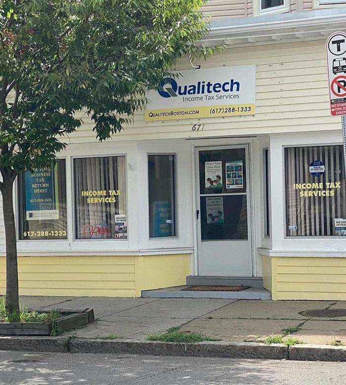 Qualitech Office Boston Dorchester
